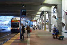 シアトルの駅