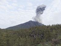 桜島の噴火の画像001