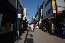 鎌倉の街並みの画像001