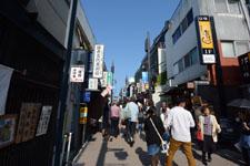 鎌倉の街並みの画像003
