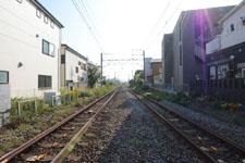 鎌倉の江ノ島電鉄の画像001