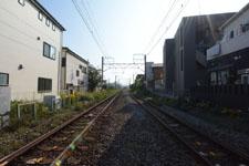 鎌倉の江ノ島電鉄の画像002
