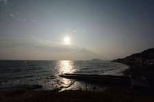 鎌倉 湘南の海の画像020