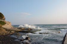 鎌倉 湘南の海の画像021
