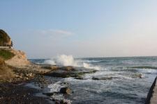 鎌倉 湘南の海の画像022
