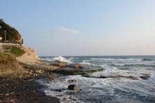 鎌倉 湘南の海の画像024