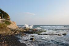 鎌倉 湘南の海の画像025