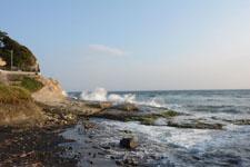 鎌倉 湘南の海の画像026