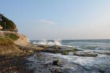 鎌倉 湘南の海の画像027