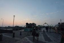 鎌倉の夕焼けの画像001