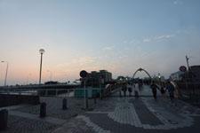 鎌倉の夕焼けの画像002