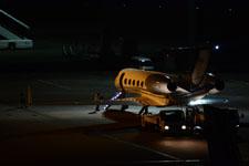 夜の成田国際空港の画像008