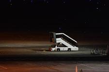夜の成田国際空港の画像009