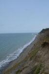 オリンピック国立公園の崖の画像003