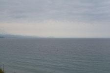 オリンピック国立公園の崖の画像004