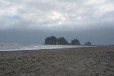 ラ・プッシュの海岸と島の画像001