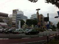 甲府駅南口の画像002