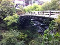 大月市の猿橋の画像001