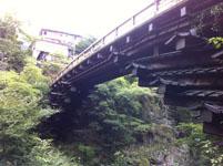 大月市の猿橋の画像002