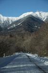 八ヶ岳の雪山の画像003