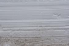 中標津の雪の壁の画像004