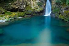 にこ渕の滝の画像006