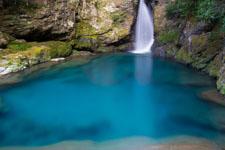 にこ渕の滝の画像007