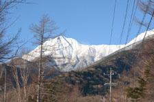 冬の八ヶ岳 雪山の画像001