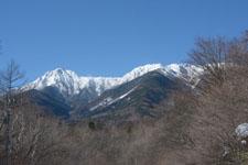 冬の八ヶ岳 雪山の画像006