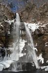 福島の雪の滝の画像004