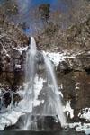 福島の雪の滝の画像005