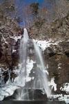 福島の雪の滝の画像006
