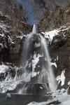 福島の雪の滝の画像007