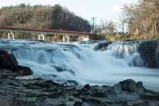 福島の雪の滝の画像015