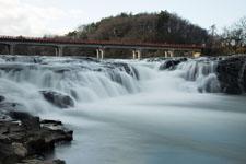 福島の雪の滝の画像017