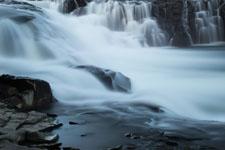 福島の雪の滝の画像018
