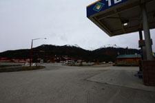 デナリ国立公園のガソリンスタンドの画像002