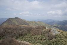 笹ヶ峰の冬山の画像003