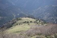 笹ヶ峰の冬山の画像008