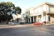オールド・ハバナの街並みの画像042