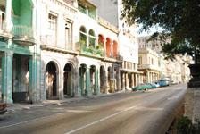 オールド・ハバナの街並みの画像044