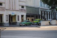 オールド・ハバナの街並みの画像046