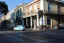 オールド・ハバナの街並みの画像047
