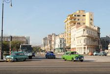 オールド・ハバナの街並みの画像049