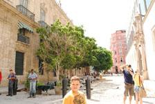 オールド・ハバナの街並みの画像056