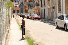 オールド・ハバナの街並みの画像071