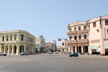 オールド・ハバナの街並みの画像075
