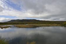 アラスカの川の画像001