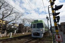 京王井の頭線の電車の画像002