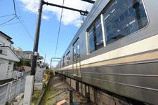京王井の頭線の電車の画像004